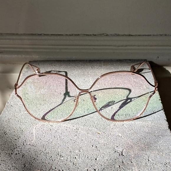 Gucci Holographic Glasses